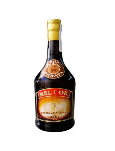 Crema licor de horchata Mel i Or Món Orxata