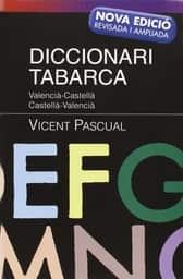 diccionario de valenciano escolar Tabarca