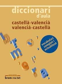 diccionario valenciano Bromera