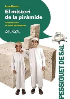 el misteri de la piràmide ana alonso libro en valenciano