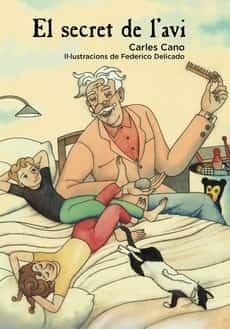 el secret de l'avi carles cano libro en valenciana