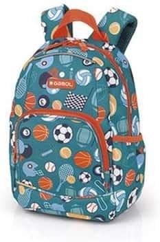 gabol mochila infantil niño