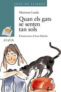 quan els gats se senten tan sols mariasun landa libro en valenciano