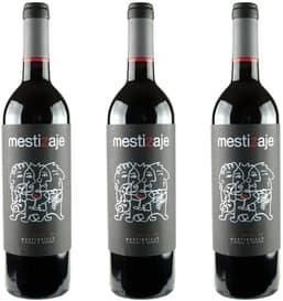 mestizaje vino tinto valenciano