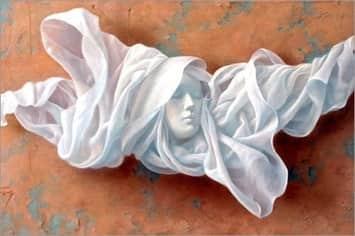dama blanca alex alemany pintores valencianos