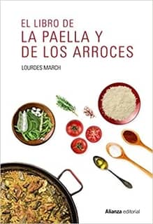 el libro de la paella y de los arroces libros cocina valenciana