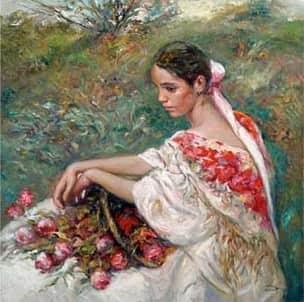 en el campo jose royo pintores valencianos