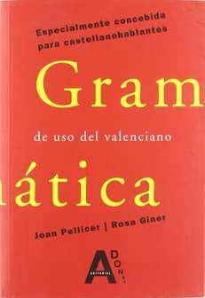 gramatica del uso del valenciano libro gramática valenciana