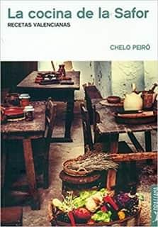 la cocina de la safor libro cocina valenciana
