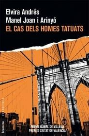 libros en valenciano el cas dels homes tatuats de elvira andrés