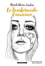 libro en valenciano la taxidermista d'emocions marilo alvarez sanchis