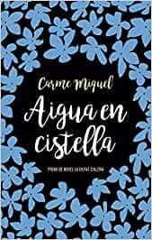 libros en valenciano aigua en cistella carme miquel