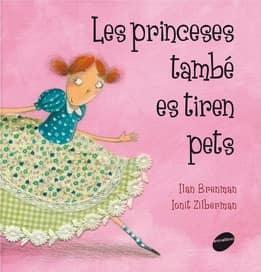 les princeses tambe es tiren pets cuentos en valenciano